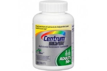 Centrum Silver Adults 50 Multivitamin Tablets