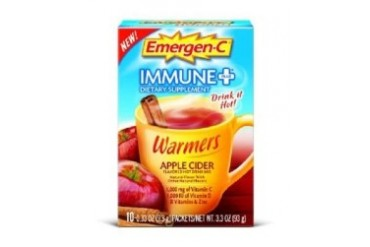 Emergen C Immue Warmers Apple Cider