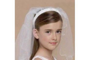 US Angels Flower Girl Headpieces - Style V-70