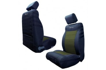 Trek Armor Front Seat Cover TATJSC0306FPBO Seat Cover