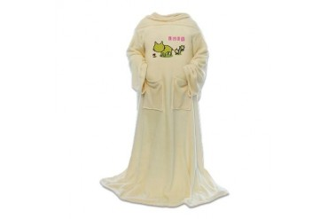 Lucy Cute Blanket Wrap by CafePress