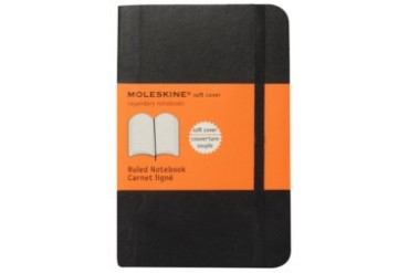Classic Soft Ruled Notebook Pocket