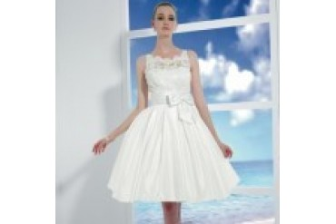 "Moonlight Tango ""In Stock"" Wedding Dress - Style T446"