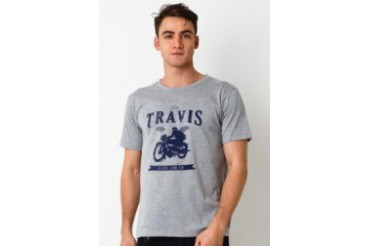 Travis Jeans & Co Motorcycle
