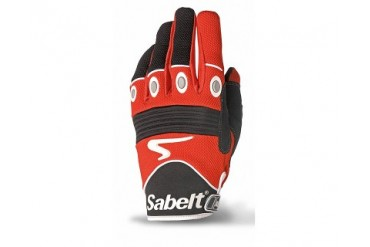 Sabelt Mechanic Gloves Red L