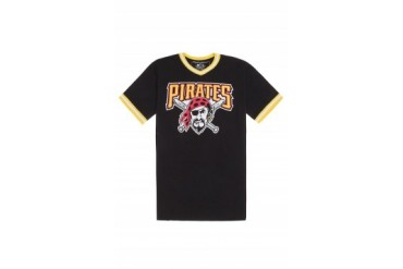 Mens Wright And Diston T-Shirts - Wright And Diston Pirates Jersey T-Shirt