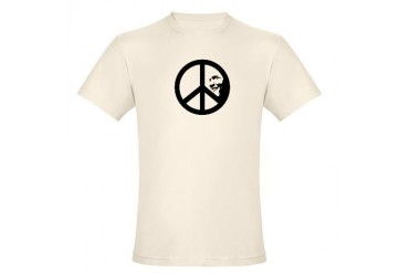 Obama for Peace Organic Cotton Tee