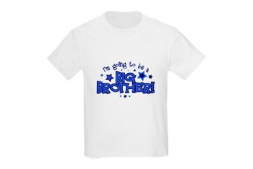 I'm Going to Be a Big Brother Kids Light T-Shirt