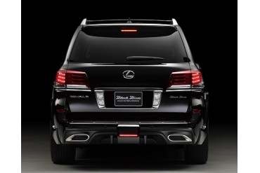 Wald International Black Bison Sport Exhaust System Lexus LX570 13-14