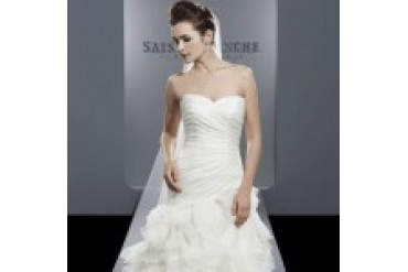 Saison Blanche Couture Wedding Dresses - Style 4208