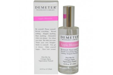 Demeter - Apple Blossom for Women - 4 oz Cologne Spray