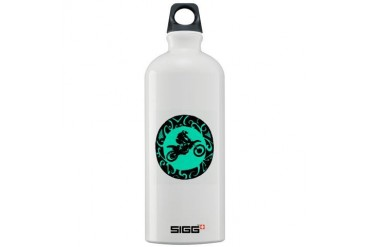 MX Rodeo Sigg Water Bottle 1.0L by CafePress