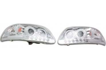 1997-2002 Ford Expedition Headlight IPCW Ford Headlight CWS-541C2 97 98 99 00 01 02