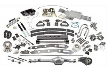 Trail Gear Solid Axle Swap Lift Kit C with ARB Locker 111244-1-KIT Complete Suspension Systems and Lift Kits
