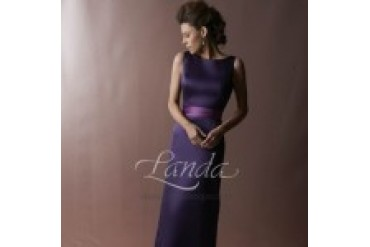 "Landa Lily Maids ""In Stock"" Bridesmaid Dress - Style LM122"