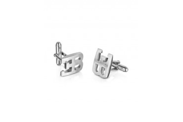 EB Sterling Silver Cufflinks