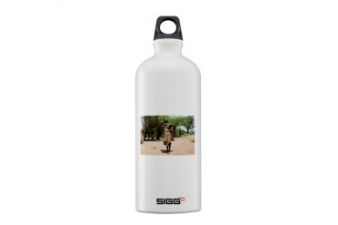 African Tribes 3 Ethnicity Sigg Water Bottle 0.6L by CafePress