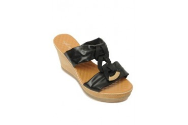 Victoria Wedges Slide