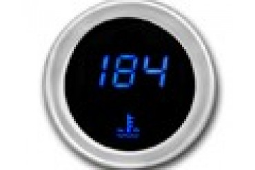 Cyberdyne Blue Ice Water Temperature Gauge