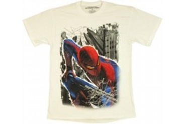 Marvel Comics Amazing Spider-Man Perch T-Shirt