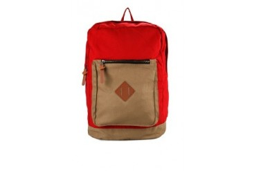 Tucked In Georgie Canvas Backpack