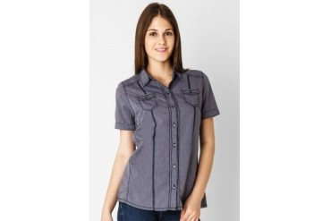 L'GS Ladies Comfy Short Sleeves Shirt