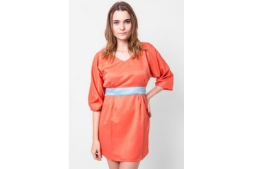 Wyle Flutter Dress