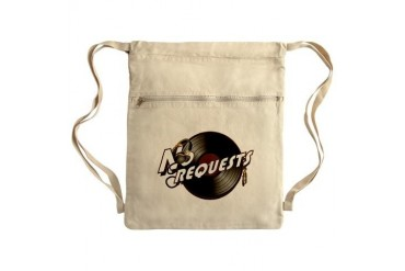 Sack Pack Music Cinch Sack by CafePress
