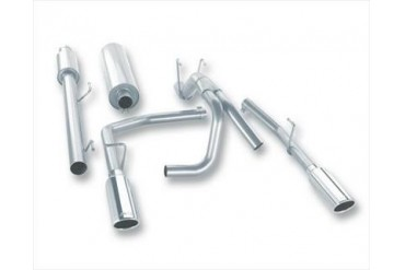 Borla Cat-Back Exhaust System 140187 Exhaust System Kits