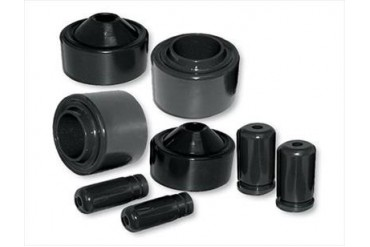Prothane Motion Control 2 Inch Lift Coil Spring Isolator Kit 1-1708-BL Coil Spring Isolator