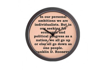 13.png War Wall Clock by CafePress