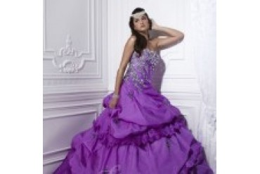 Fiesta Quinceanera Dresses - Style 56228