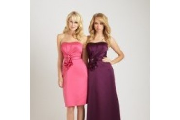 "Allure ""In Stock"" Bridesmaid Dress - Style 1258"