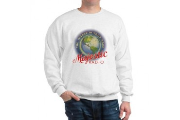 Majestic World Sweatshirt by CafePress
