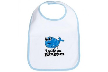 I Only Eat Plink-Tun Bib