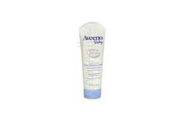 Aveeno Baby Daily Moisture Lotion Fragrance Free 8 oz