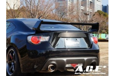Auto Craft Rear Wing Rear Spoiler 01 Type B Toyota GT86 Scion FRS 13