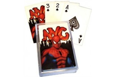Marvel Comics Spider-Man NYC Playing Cards