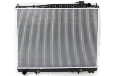 1996-2000 Nissan Pathfinder Radiator Replacement Nissan Radiator P2459 96 97 98 99 00