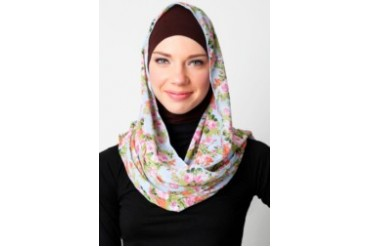 Berries Hijab Casual Scarf