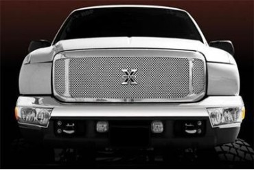 T-Rex Grilles X-Metal; Mesh Grille Assembly 6705700 Grille Inserts
