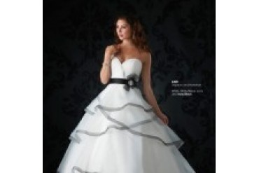 Bonny Love Wedding Dresses - Style 6400