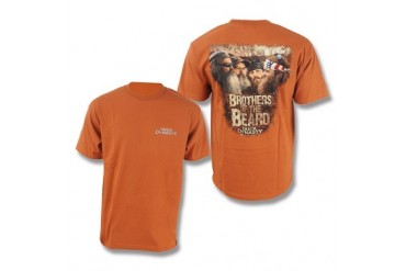 "Duck Commander ""Brothers of The Beard"" T-Shirt - XL"