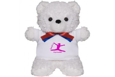 Gymnastics Bear - Level 4