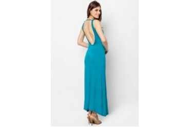 LASH Bare Back Maxi Dress