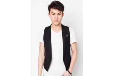 High Cultured Smart Waist Coat