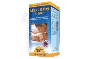 Maxi-Baby Care (Multivitamin)6 Fl Oz