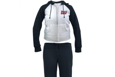 Papa Bear Claw Est 2013 Family Women's Tracksuit by CafePress