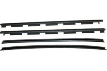 1988-1999 Chevrolet C1500 Weatherstrip Seal Fairchild Industries Chevrolet Weatherstrip Seal KG2040 88 89 90 91 92 93 94 95 96 97 98 99