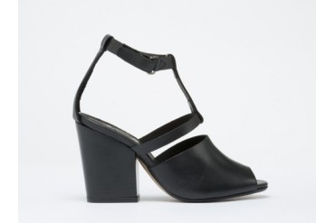 To Be Announced Kinney in Black Leather size 10.0